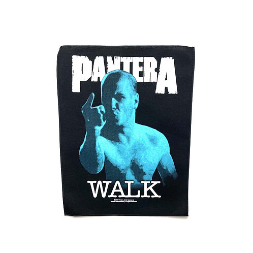 Pantera Back Patch