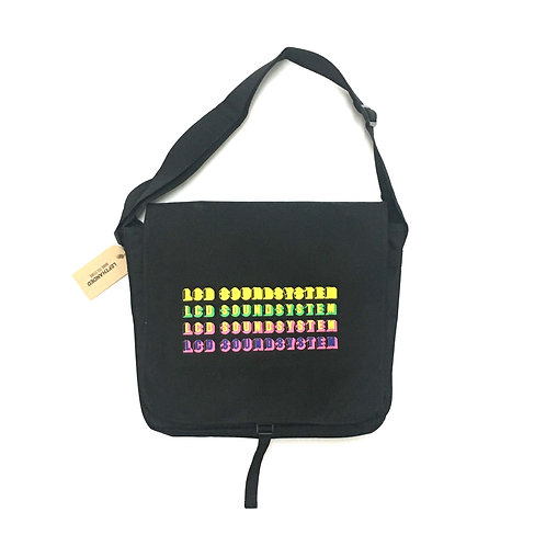 LCD Soundsystem Messenger Bag