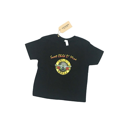 Guns N Roses T Shirt (toddler size)