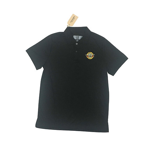 Guns N Roses Polo Shirt
