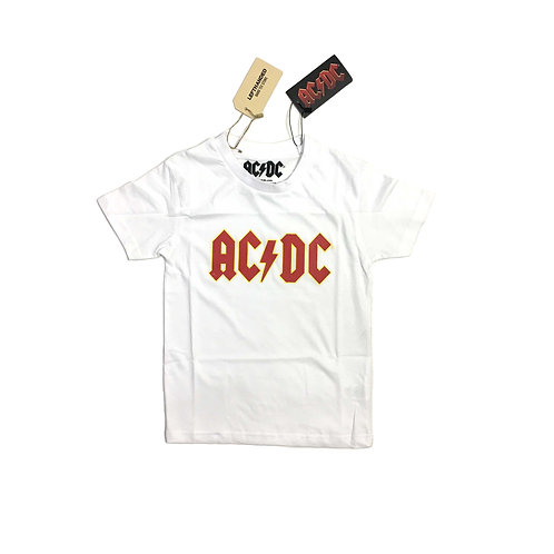 AC/DC T Shirt(toddler & kids Size)