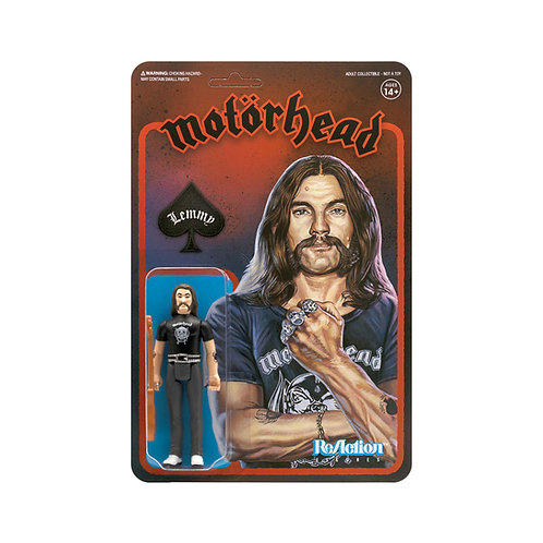 Motörhead Reaction Figure