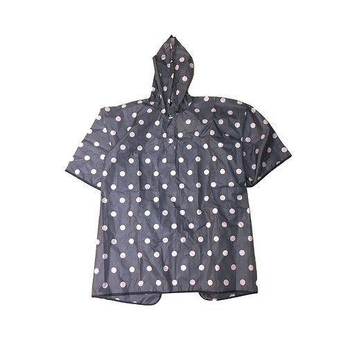 Packable Rain Poncho