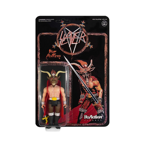 Slayer Reaction Figure