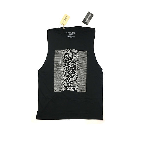 Joy Division Sleeveless T Shirt