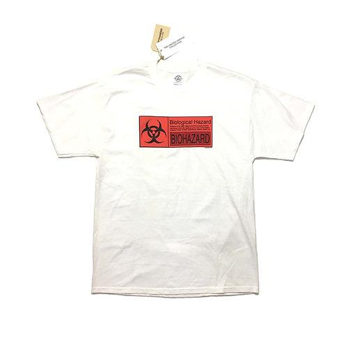 Biohazard T Shirt (Vintage shirt from 2002, Brand New)