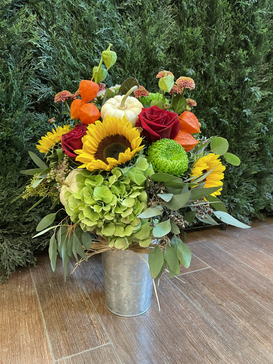 2021_sunflower_flower_fall_autumn_arrangement_vancouver