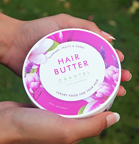 'ECO option' Flowers, Fruits & Herbs: Hair Butter 250g