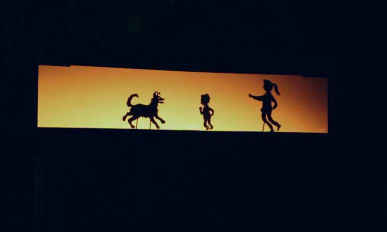Shadow puppets from Turkey (credit E Honey)
