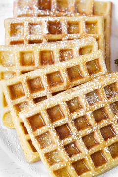 Fluffy Keto Waffle