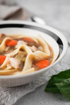 Soup Close-Up