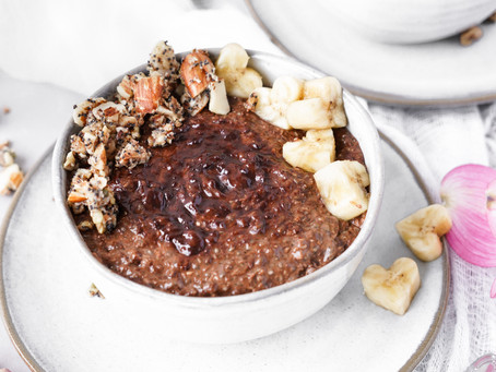 Grain-Free Chocolate N'Oatmeal