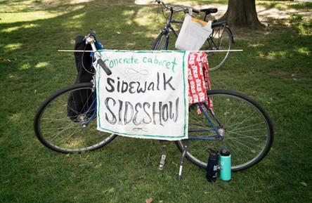 Sidewalk Sideshows