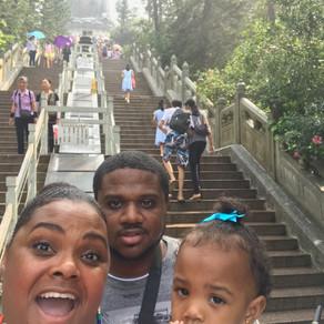 268 Steps to Buddha
