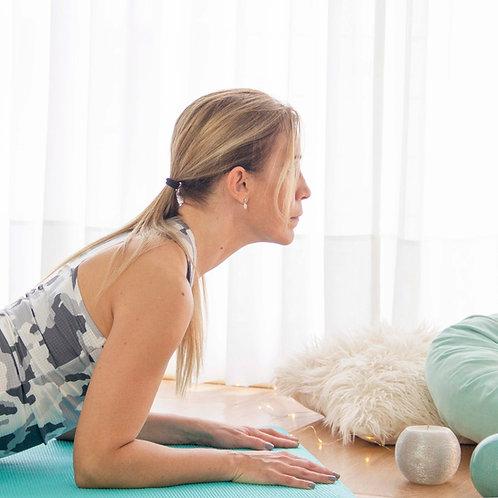 Yogui Rutina #1 - Despertar el cuerpo e Incorporar la respiración consciente
