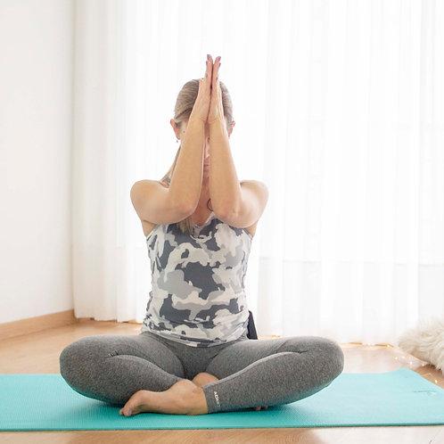 Yogui Rutina #3 - Soltar, liberar tensiones y Aprender a manejar el estrés