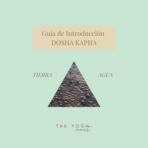 Guía e Introducción al Dosha Kapha