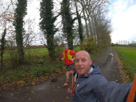 Running through the winter months - embrace it!