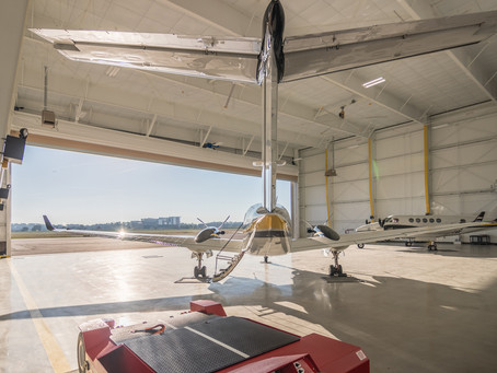 Niles Bolton Associates Acquires Dye Aviation Facilities Architecture
