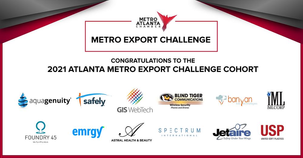 Metro Export Challenge Cohort