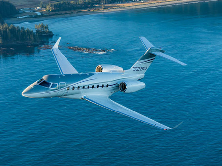 200TH GULFSTREAM G280 ENTERS SERVICE