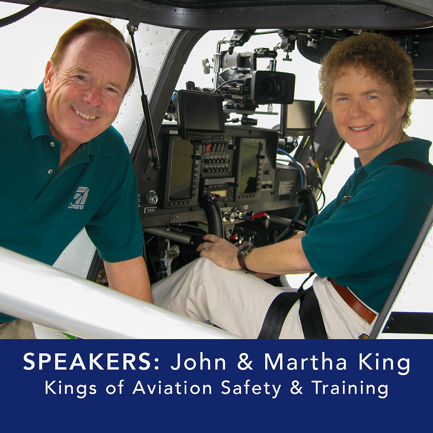 THE KINGS OF AVIATION SAFETY AND TRAINING