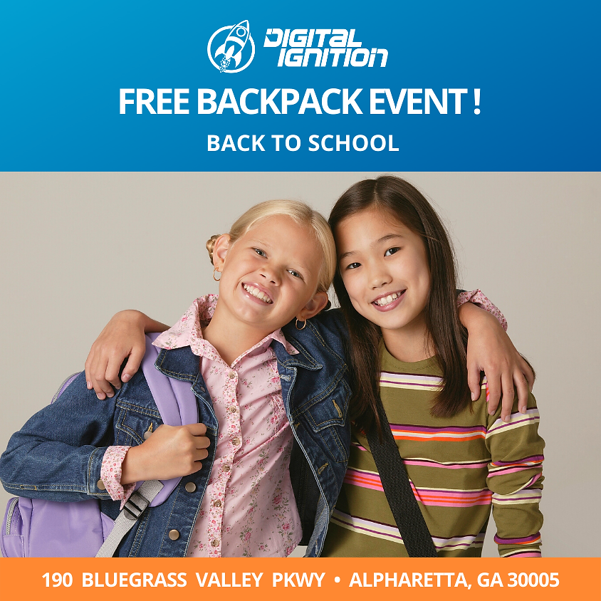 FREE Backpacks & COVID Vaccinations!