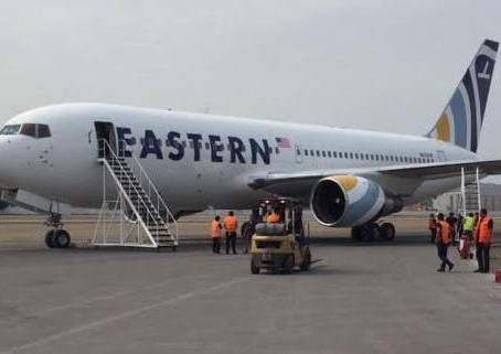 Eastern Airlines Installs Invicta Reticulated Foam Technology System in Six Planes