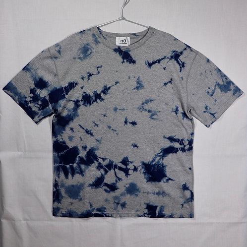 Inami (天然藍染めTシャツ)