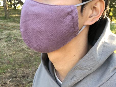 新作マスク販売中