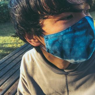 nū抗菌コーディロイ マスク