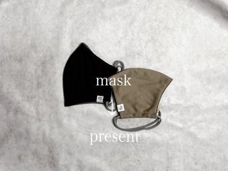 リバーシブルマスクがお得に!!