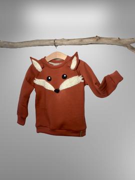 Classic Sweater Fuchs