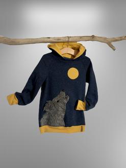 Pullover mit Wunschapplikation