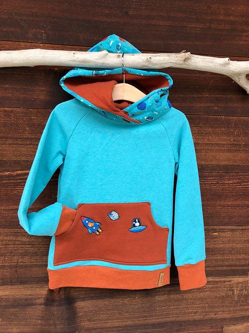Raglansweater Gr.110/116