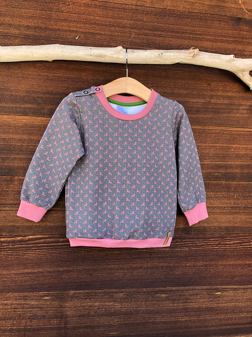 Druckknopf-Sweater div. Grössen