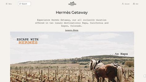Hermès Mock-Up