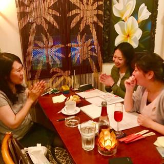 大網 バー ジャカルタ 店内風景 飲み会 居酒屋 誕生日会 女子会 ママ会