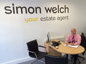 Local estate agent supports village events team.