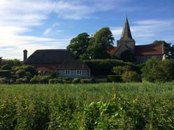 Clergy House & St. Andrews Church