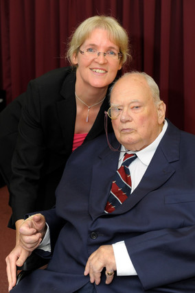 TALK WITH SIR PATRICK MOORE