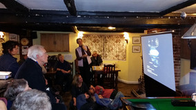 ASTRONOMY IN THE PUB