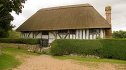 The Clergy House.