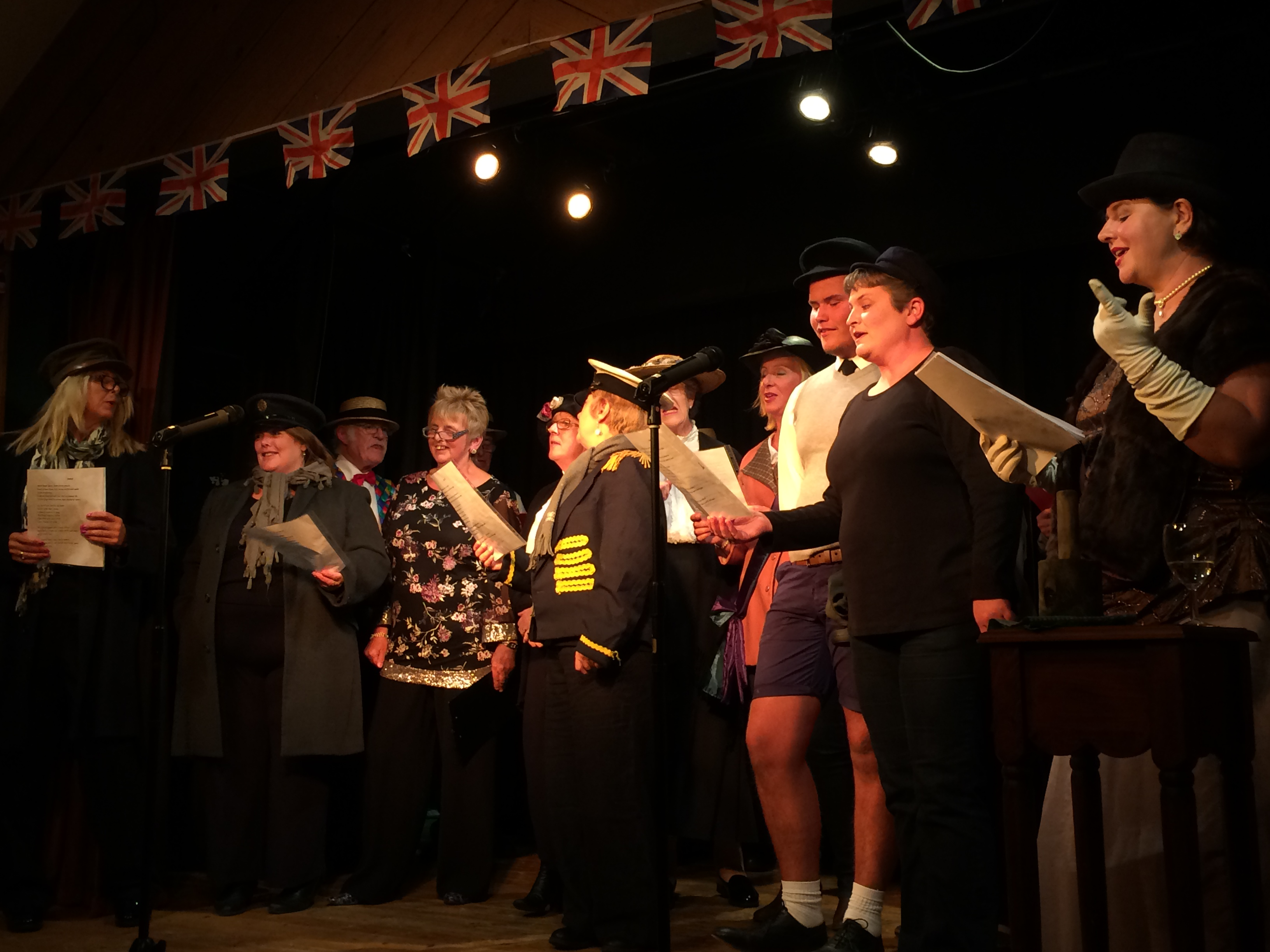 The Alfriston Revue