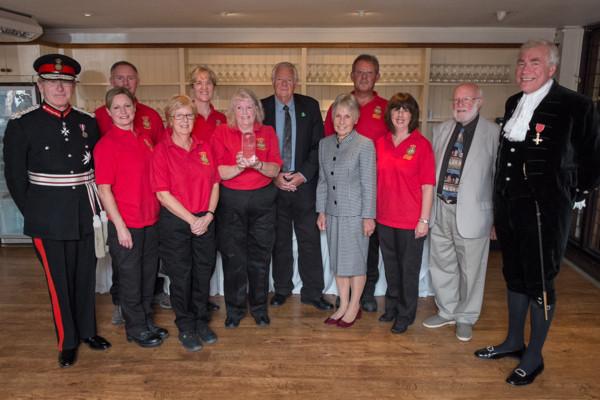 Heart Start Alfriston Queens Award