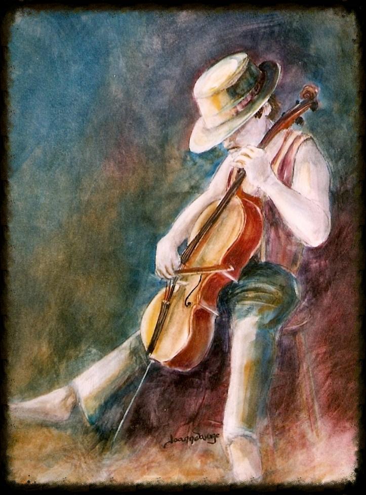 un musicien parmi tant d'autres