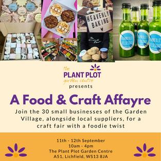 A Food & Craft Affayre