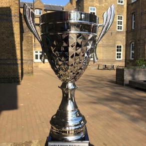 Cup winners Camden & Regents Park Youth League 2018-2019