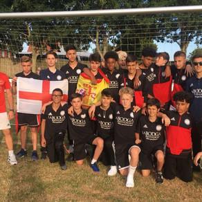 International Cup N.1 Denmark - Tournament  2018