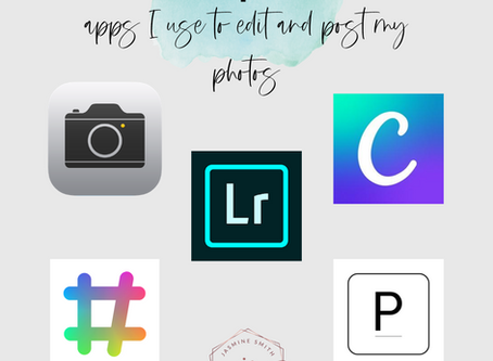 5 Apps to Edit and Post Your Photos